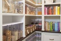 Decor: Organization Inspirations! / I love to organize, sometimes I can be a little to compulsive about organization.  You will find great organization ideas for all areas for your home.