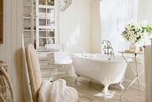 Home: Bathroom Inspiration / Ideas and inspiration for when I redo my own bathroom in 2013.  / by DeDe @ Designed Decor