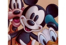 Mickey and Friends / by Luisa Lizano
