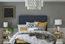 Home: Bedroom Inspirations! / Exciting bedroom decorating ideas! / by Designed Decor