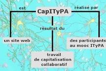MOOC & Co / Pinterest créé à l'occasion du #MOOC (massive open online course) #ITyPA (Internet, tout y est pour apprendre). Pour illustrer le MOOC en image et en vidéo. Petites inspirations visuelles du MOOC au  réseau personnel d'apprentissage. Recherche plus particulièrement des illustrations en licence CC BY NC SA et si possible en français pour illustrer le site CapITyPA