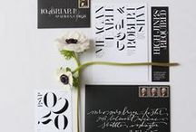 Wedding Invitations and Save the Dates / Inspiration and ideas for your save the dates and wedding invitations and other paper items