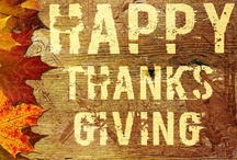 Thanksgiving  / This Board is dedicated to all our guests who like to celebrate Thanksgiving around the world!