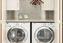 Home: Laundry Room Inspirations! / Laundry room makeover ideas!