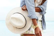 summer style / by Ali Varga