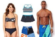 Swim / Nautica gives you everything you need for the beach  / by Nautica