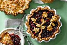 Pies, Cobblers and Pastries / Because who doesn't love pie?
