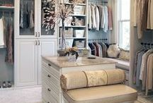 Home: Closet Organization Inspirations! / Great closet organizing inspirations! / by DeDe @ Designed Decor