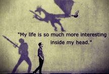 ❥❥ N E R D in M E ❥❥ / Things that are a little bit nerdy but I really like