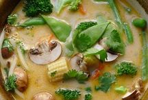 Soups / My favourite food
