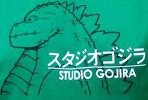 My T-shirts