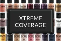 Xtreme Coverage / Dinair's XTREME foundations are best for extreme situations (;