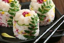 ❥❥ S U S H I I I ❥❥ / Sushi and more sushiiiii