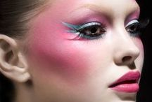 EDITORIAL LOOKS / Shop our Bold & Vibrant Airbrush Colors @ www.airbrushmakeup.com
