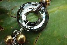 """Swarovski necklaces - collane Swarovski - collier Swarovski / Collane realizzate a mano con cristallo Swarovski ed argento 925. In vendita su Etsy by """"Sognanti stelle di cristallo bijoux""""."""
