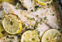 Low Carb Fish and Seafood Recipes