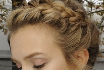 Beauty School Drop Out / DIY hair and makeup / by Melissa Kelly