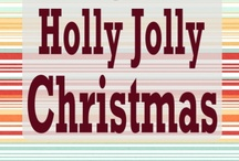Happy Holidays / Ideas for a Happy Holidays! Christmas crafts and DIY projects, festive desserts, printables and more!