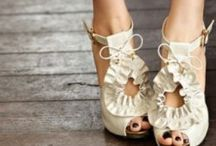 Shoe Love / I love shoes...specifically beautiful heels, booties and ones with intricate detail