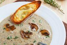 soups and stews / by Pamela Mauldin