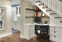 Fabulous Foyer / Beautiful ideas for the entry of your home; textured walls, sitting areas, lighting and more!