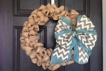 Pretty Wreaths / by Susan Cravey