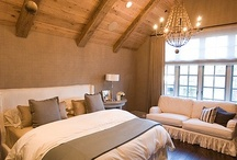 Master Bedroom Escape / Inspiration for a cozy, luxurious master bedroom