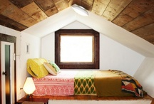 Guest Loft / Creating the perfect space for guests in your home; bedroom and bathroom included