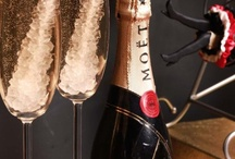New Years Eve / Food, decor, and party inspiration for New Years Eve