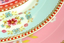 Tea for Nana / A tea party is lovely, no matter what the age! Vintage tea pots and cups, treats, recipes and more!