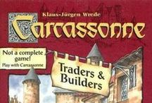 Carcassonne Expansions in My Collection
