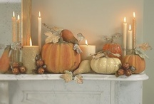 Fall Decor / by Sally McCroskey