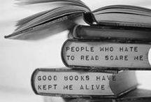 * BOOKS * / by Sasha