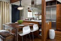 Kitchens / Dining rooms / by ORIGINE design intérieur