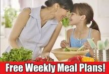 Meal Planning / Save time, save money, and bring your family back to the dinner table.