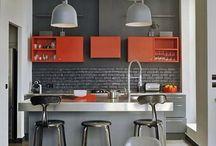 Cozinhas-bar / Cozinhas-bar