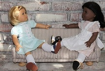 Dolls / by Pamela Mauldin