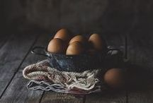 Food photography / Including props and ingredients