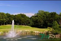 Tangle Ridge Golf Course / Top ranked Tangle Ridge offers Champion Bermuda greens set in rolling hills and a natural landscape. Tangle Ridge gives you the feel of the Texas Hill Country. / by Grand Prairie Texas