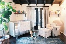 Nursery and Kids Room / Things I want to remember for when we start our little family / by Melissa Kelly