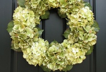 Crafts~Wreaths / by Sally McCroskey