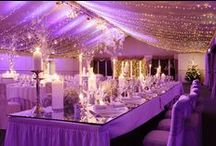 Dundas Castle theming ideas / These are some lovely examples of past weddings that have taken place here at Dundas