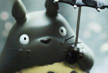 Totoro and Friends / by Bekky Rage