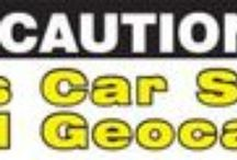 Geocaching Bumper Stickers