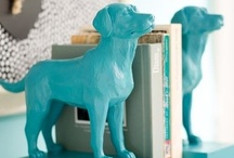 Fab Book Ends / Gorgeous book ends and shelf decor. / by Coles Nanaimo
