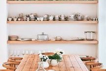Decor and Design / From beachy California boho to classic New England country home, decor and design inspiration for the interior lover.