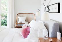 H O M E : Bedrooms / The dreamiest bedroom decor ideas in plums, greys and silvers to inspire our redecoration plans.