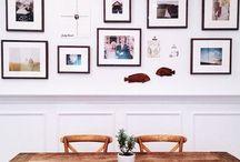 H O M E : Gallery Walls