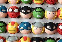 Vingadores/Avengers / Festa de menino, Avengers, Super Hero, Super Herói, festa menino,