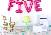 PARTY : THEMES /  Party themes and styles to help make the perfect party.